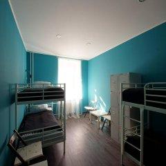 Хостел Калинин Кровать в общем номере с двухъярусной кроватью фото 4