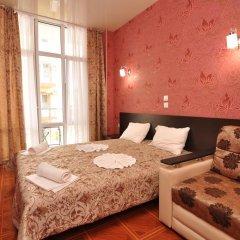 Гостиница Омега комната для гостей фото 4