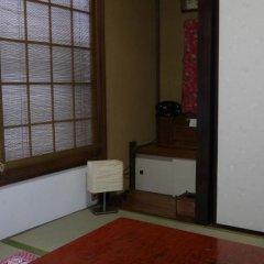 Отель Oyado Matsumura Япония, Токио - отзывы, цены и фото номеров - забронировать отель Oyado Matsumura онлайн удобства в номере фото 2