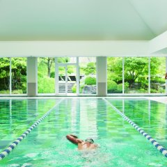 Отель Aspria Royal La Rasante Бельгия, Брюссель - отзывы, цены и фото номеров - забронировать отель Aspria Royal La Rasante онлайн бассейн фото 3