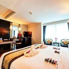 Jomtien Garden Hotel & Resort 4* Номер Делюкс с различными типами кроватей фото 36