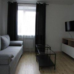 Апартаменты Уют комната для гостей фото 2