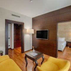 Отель NH Collection Milano President 5* Люкс с различными типами кроватей фото 20