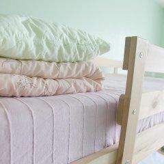 Хостел Эрэл Кровать в общем номере с двухъярусной кроватью фото 16