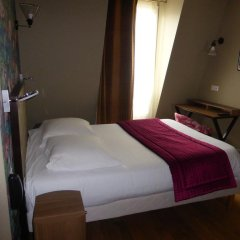 Отель Le Baldaquin Excelsior 3* Улучшенный номер с различными типами кроватей