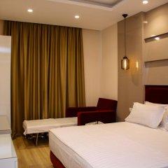 Hotel Luxury 4* Номер Делюкс с различными типами кроватей фото 42