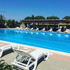 Racar Hotel & Resort Лечче бассейн фото 3