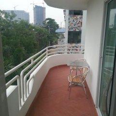 Отель Jada Beach Residence 3* Студия с различными типами кроватей фото 9