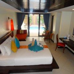 Отель PGS Casa Del Sol 4* Стандартный номер с двуспальной кроватью фото 7