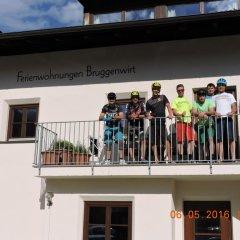 Отель Bruggenwirt Goldrain Силандро помещение для мероприятий