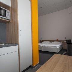 Отель Townhouse Düsseldorf 3* Стандартный номер с двуспальной кроватью фото 6