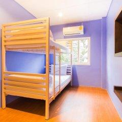 Отель At smile house 2* Стандартный номер с двухъярусной кроватью фото 4