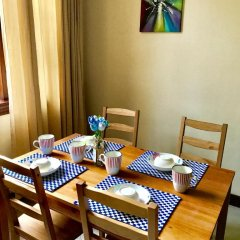 Апартаменты Giang Thanh Room Apartment Хошимин питание