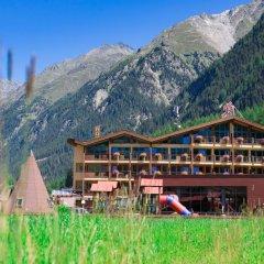 Отель Sunny Австрия, Хохгургль - отзывы, цены и фото номеров - забронировать отель Sunny онлайн фото 5