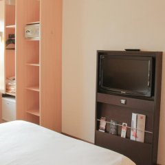 Отель Ibis Sao Paulo Congonhas 3* Стандартный номер с различными типами кроватей фото 2
