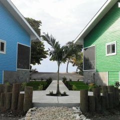 Отель Serenity Beach Cottages Гондурас, Остров Утила - отзывы, цены и фото номеров - забронировать отель Serenity Beach Cottages онлайн