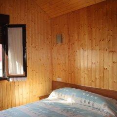 Отель Camping Iratxe Ciudad de Vacaciones Стандартный номер двуспальная кровать (общая ванная комната) фото 4