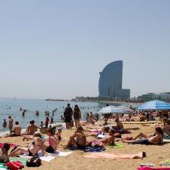 Апартаменты Habitat Apartments Beach Studio Барселона пляж фото 2
