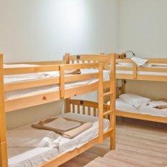 Mad4you Hostel Кровать в общем номере с двухъярусной кроватью фото 19