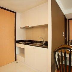 Отель Rocco Huahin Condominium Люкс с различными типами кроватей фото 3