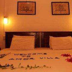 Отель Amor Villa 3* Стандартный номер с двуспальной кроватью фото 11