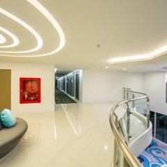 Отель Anajak Bangkok Hotel Таиланд, Бангкок - 3 отзыва об отеле, цены и фото номеров - забронировать отель Anajak Bangkok Hotel онлайн фитнесс-зал
