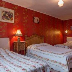 Hotel Esmeralda Париж комната для гостей фото 5
