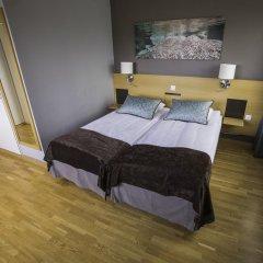 Quality Hotel Saga 3* Улучшенный номер с 2 отдельными кроватями
