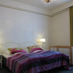 Hotel Villa Terminus 3* Стандартный семейный номер с двуспальной кроватью фото 9