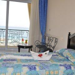 Отель King Tut Aqua Park Beach Resort - All Inclusive 3* Улучшенный номер с различными типами кроватей фото 8