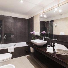 Отель De Petris Рим ванная