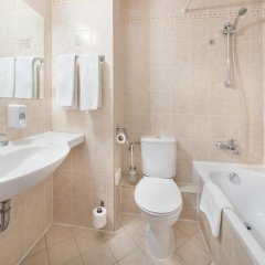 Novum Hotel Golden Park Budapest 4* Улучшенный номер с различными типами кроватей фото 6