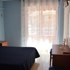 Hotel L'Escala 2* Стандартный номер с различными типами кроватей фото 9