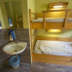 Treestyle Hostel Кровать в женском общем номере с двухъярусной кроватью