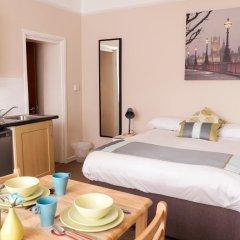 United Lodge Hotel & Apartments 3* Апартаменты с различными типами кроватей