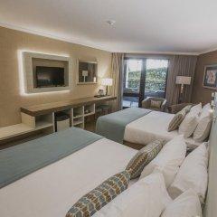 Отель Enotel Lido Madeira - Все включено 5* Стандартный семейный номер с двуспальной кроватью фото 3