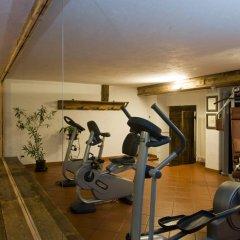 Отель Milleluci Италия, Аоста - отзывы, цены и фото номеров - забронировать отель Milleluci онлайн фитнесс-зал фото 2