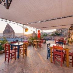 Travellers Cave Pension Турция, Гёреме - 1 отзыв об отеле, цены и фото номеров - забронировать отель Travellers Cave Pension онлайн питание фото 2