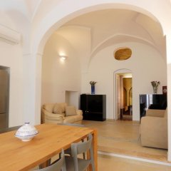 Отель Suite piazzetta villani Пресичче комната для гостей фото 3