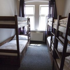 Brix Hostel Кровать в женском общем номере с двухъярусной кроватью фото 2