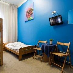 Moon Hostel Стандартный номер с различными типами кроватей (общая ванная комната) фото 6