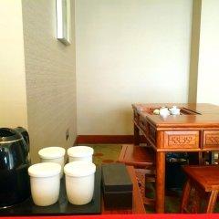 Lijing International Hotel питание