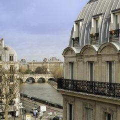Отель Albe Saint Michel Париж балкон