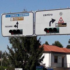 Отель Adria Bella Адрия городской автобус