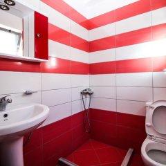 Отель Flats Myzo Malka Албания, Ксамил - отзывы, цены и фото номеров - забронировать отель Flats Myzo Malka онлайн ванная фото 2