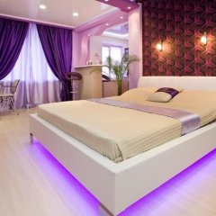 Апартаменты ИннХоум на ул.Свободы, 100 Студия с двуспальной кроватью фото 27