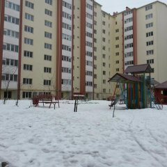 Гостиница Daily rent on Demyanchuka Апартаменты