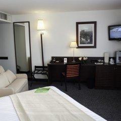 Отель Hôtel Concorde Montparnasse 4* Номер Делюкс с различными типами кроватей фото 4