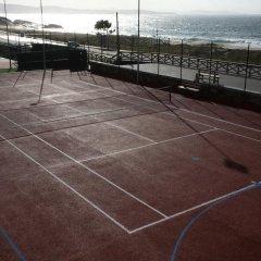 Отель Raeiros спортивное сооружение