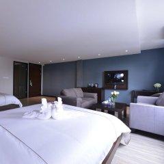 Hanoi Emerald Waters Hotel Trendy 3* Люкс с различными типами кроватей фото 8
